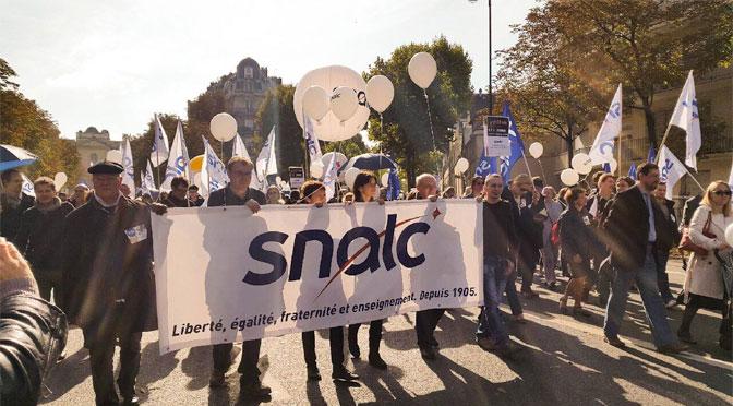 Ecole : pourquoi le SNALC ?