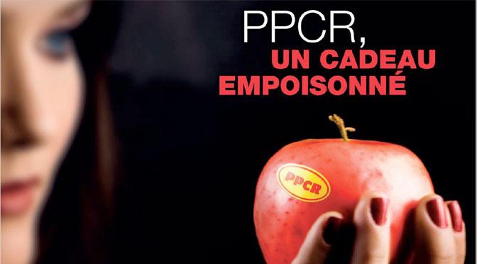 Report du PPCR : la farce continue