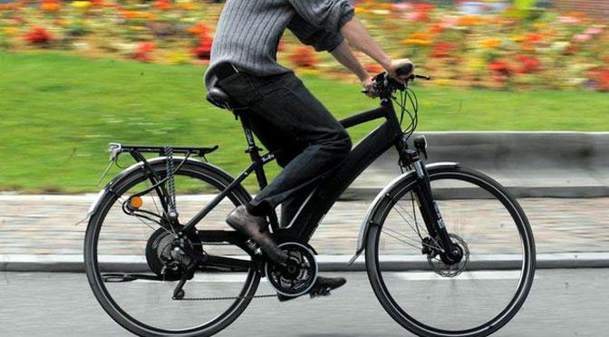 L'indemnité vélo dans la fonction publique