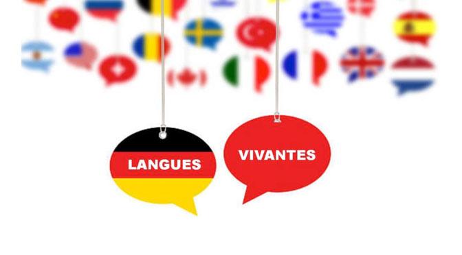 L'enseignement des langues vivantes