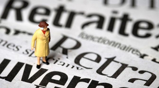Les retraites des fonctionnaires