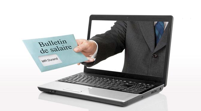 Bulletin de salaire numérique : c'est fait !