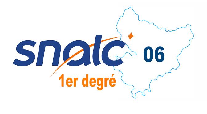 SNALC06 1er degré : la lettre d'info du 21/01/2019