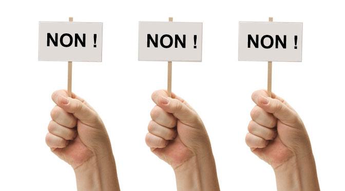 Loi Blanquer : non !