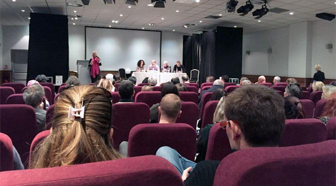 Congrès académique du SNALC de l'académie de Nice : salle comble !