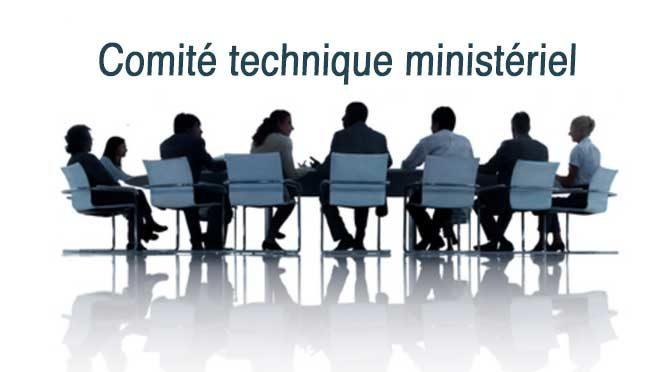 Comité Technique Ministériel déclaration du SNALC, 20 mai 2020
