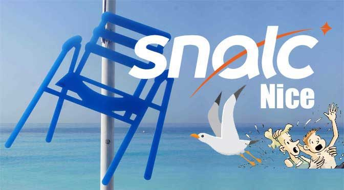 SNALC Nice : silence on coule !