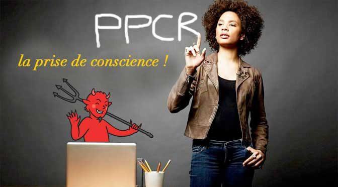 PPCR : la prise de conscience