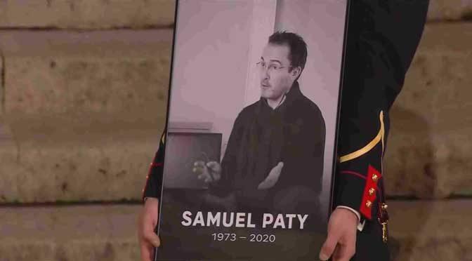 16 octobre 2020 : Samuel Paty… Et maintenant ?